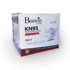 Boswin Medical Grade Kn95 Mask- 20Pcs - in Sri Lanka