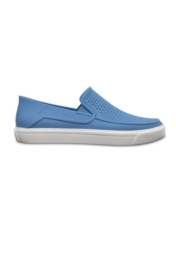 Crocs 202363 Dusty Blue/White Men's