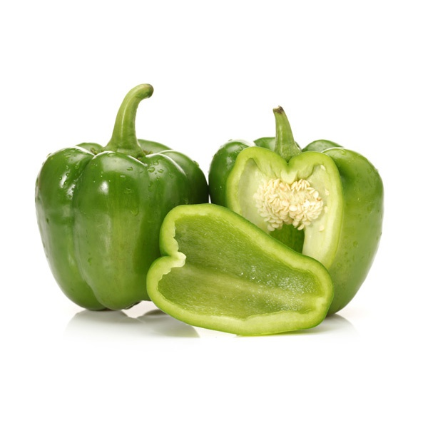 Bell Pepper Green - in Sri Lanka