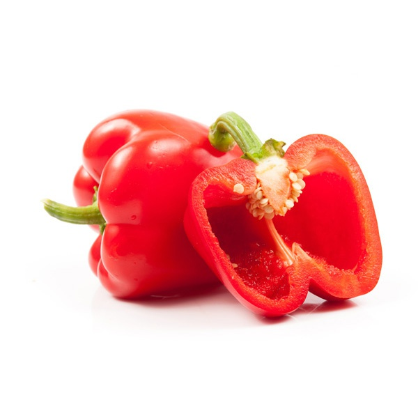 Bell Pepper Red - in Sri Lanka