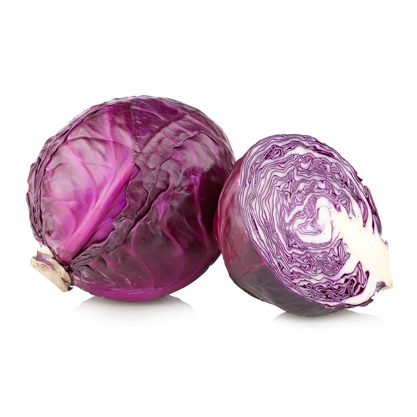 Red Cabbage - in Sri Lanka