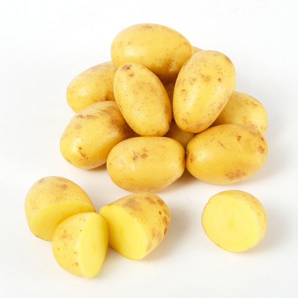 Baby Potatoes - in Sri Lanka