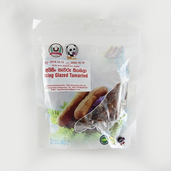 Icing Glazed Tamarind 80G - in Sri Lanka