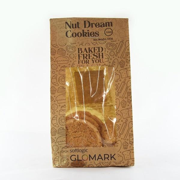 Nut Dream Cookies 4S - GLOMARK - Cookies - in Sri Lanka
