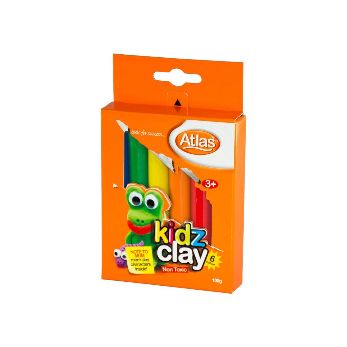 ATLAS CLAY KIDDY BOX 200-12 - in Sri Lanka