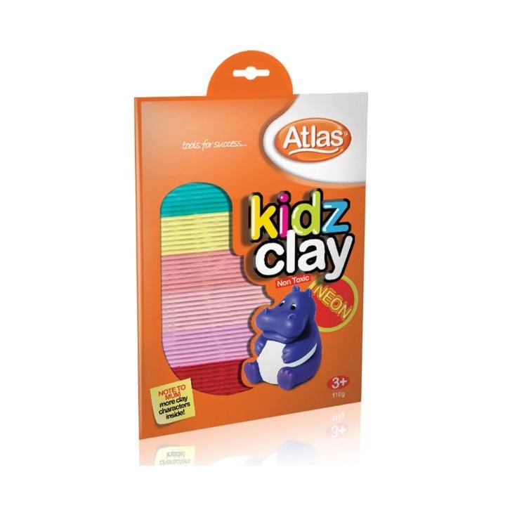 Atlas Kiddy Clay Neon 12 - in Sri Lanka