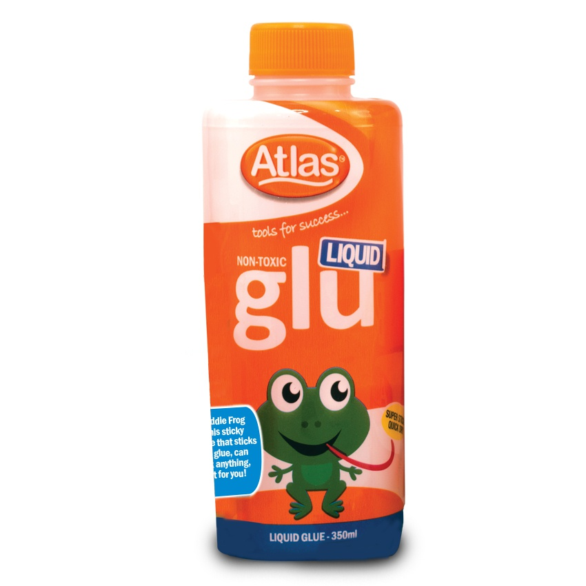 Atlas Glue Bottle 350ml - in Sri Lanka