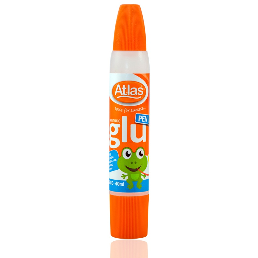 Atlas Glue Pen Liquid 40ml - in Sri Lanka