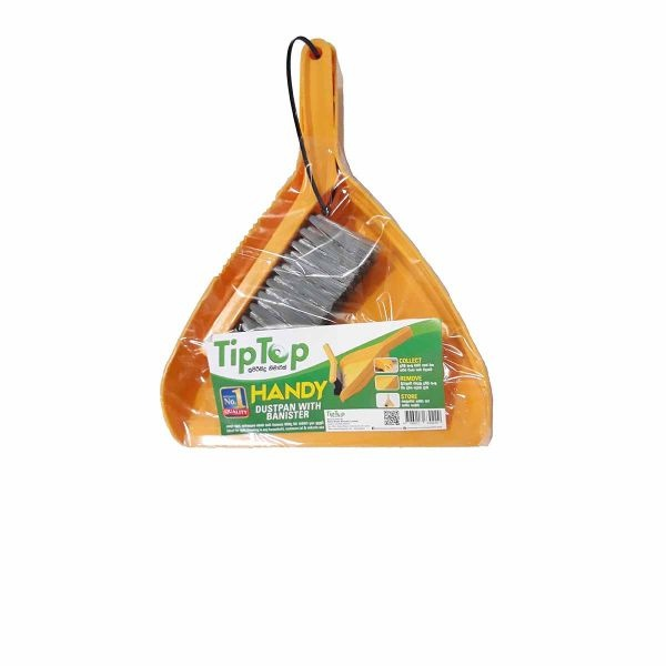 Tiptop Dust Pan With Banister - in Sri Lanka