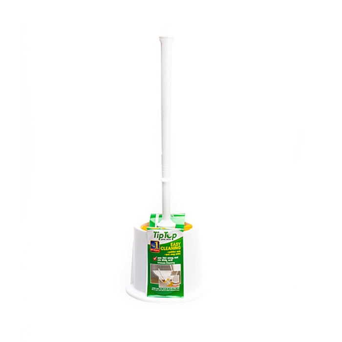 Tiptop Commode Brush With Caddy - in Sri Lanka
