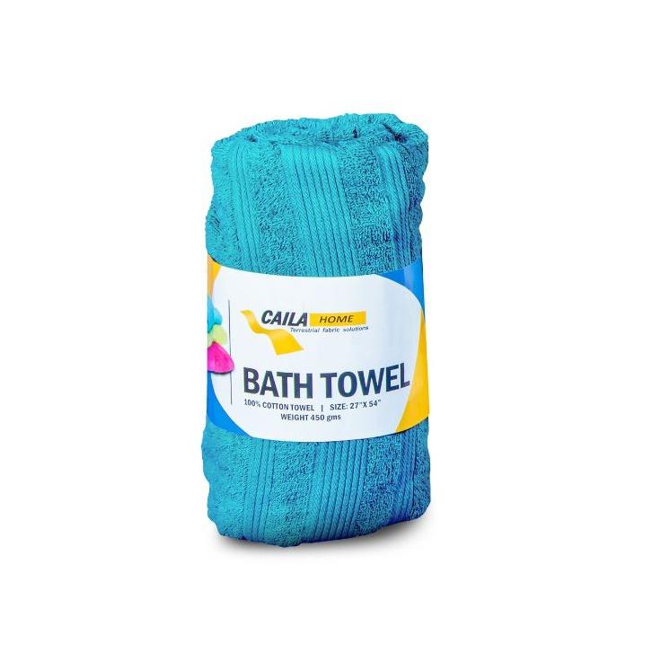Caila Towel Bath Blue 27x54 - in Sri Lanka