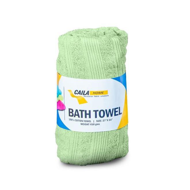 Caila Towel Bath Green 27x54 - in Sri Lanka