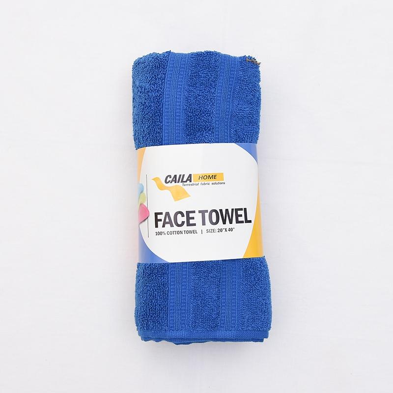 Caila Towel Face Blue 20x40 - in Sri Lanka