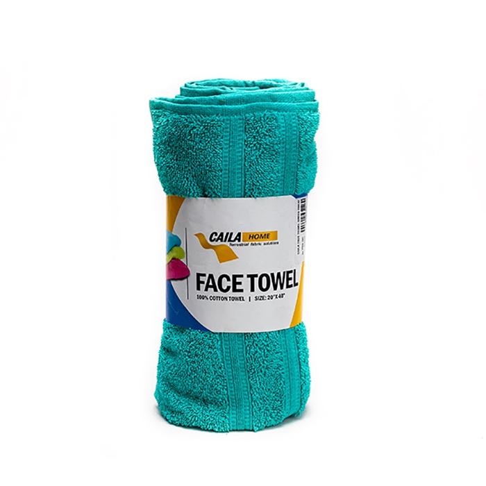 Caila Towel Face Green 20x40 - in Sri Lanka