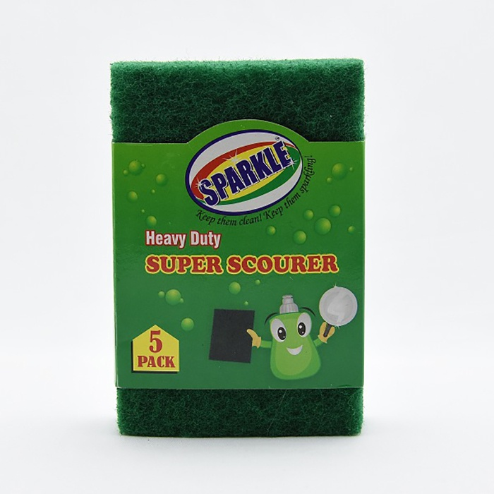 Sparkle Scourer Super 5 Pack - in Sri Lanka