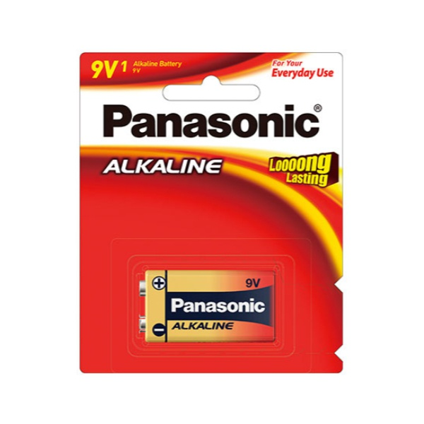 Panasonic Batteries-6Lr61T/1B-9V - in Sri Lanka