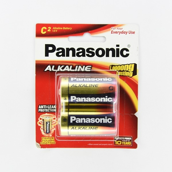 Panasonic Batteries-14T/2B-C - in Sri Lanka