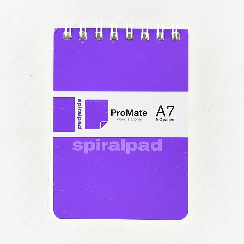 Promate Book Spiral Short A7 100P - in Sri Lanka