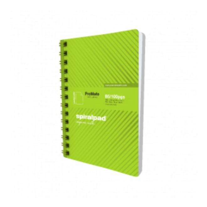 Promate Book Spiral Long B5 100P - in Sri Lanka