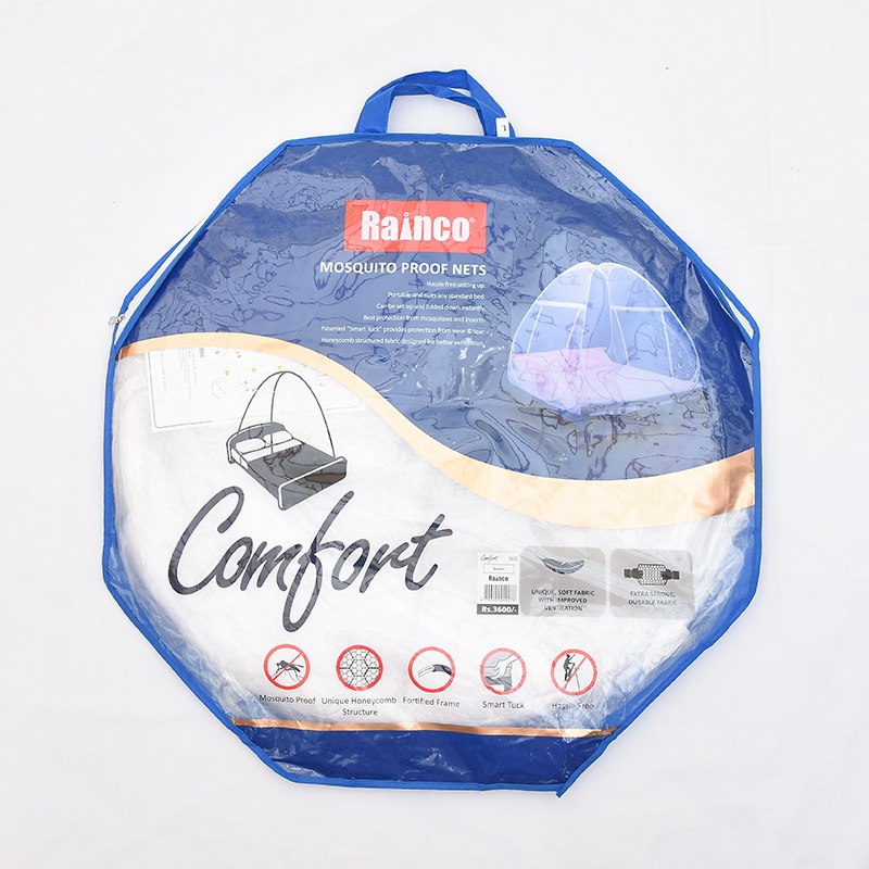 Rainco Bed Net Comfort Queen - in Sri Lanka