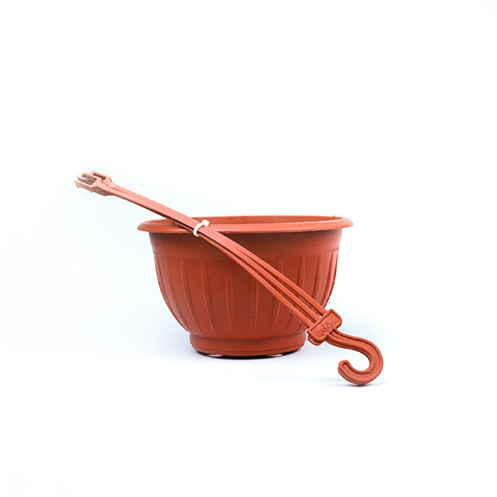 Dk Pot Hanging Brown 15cm - in Sri Lanka