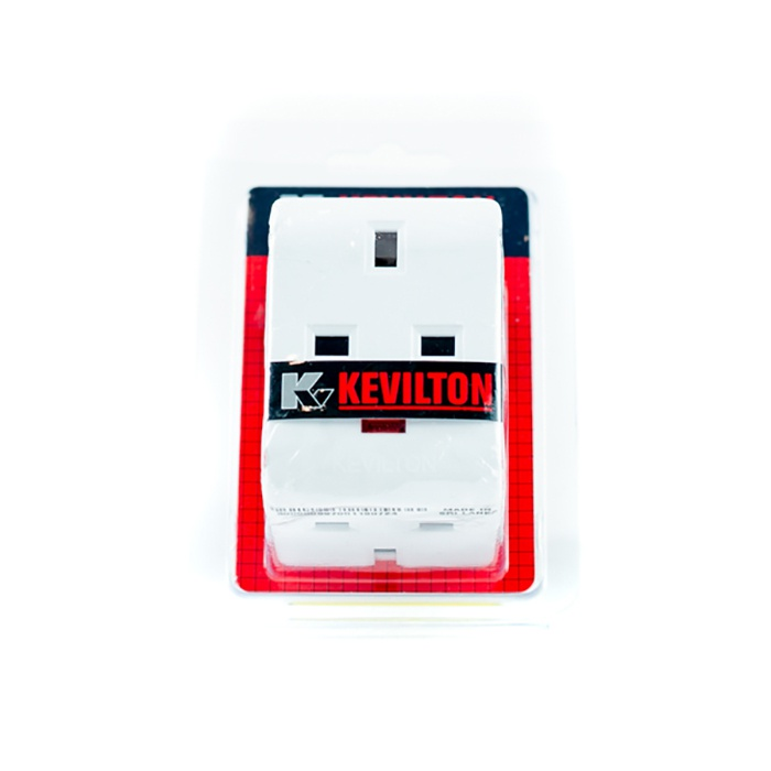 KEVILTON THREE WAY ADAPTER 13A - in Sri Lanka
