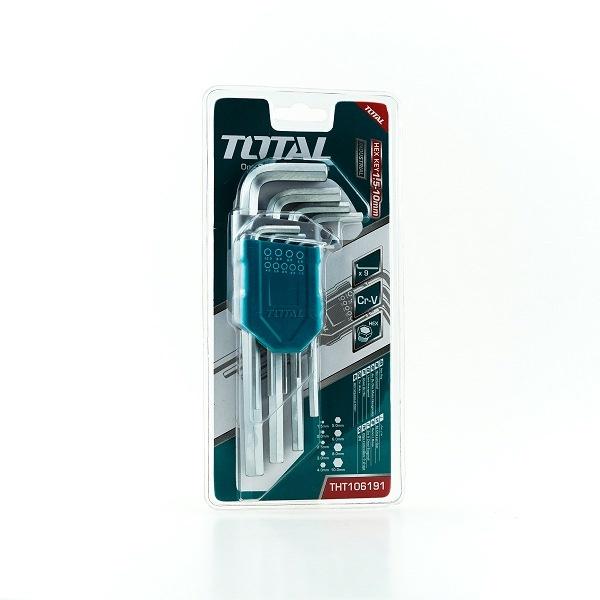 Total Hex Key Long Arm 1.5-10mm 106191 - in Sri Lanka