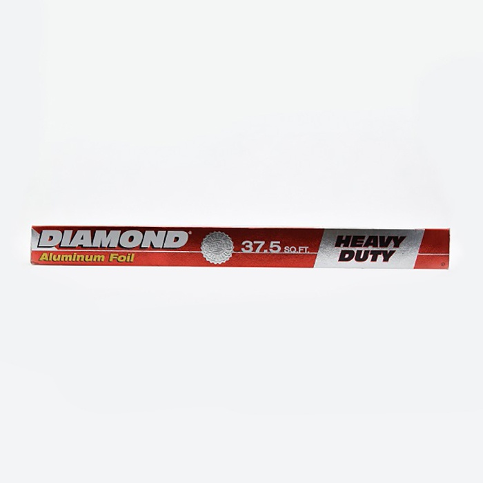 Diamono Aluminium Foil 37.5 Sq. Ft - in Sri Lanka