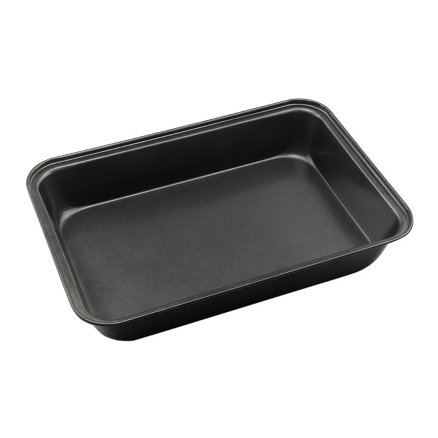 Hh Cake Baking Tray 37 X 25 X 5.5cm - in Sri Lanka