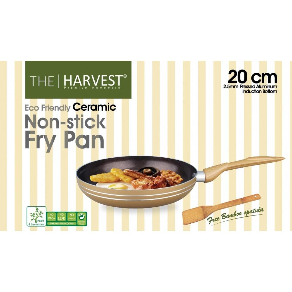Harvest Ceramic Fry Pan 20cm- 4190 - in Sri Lanka