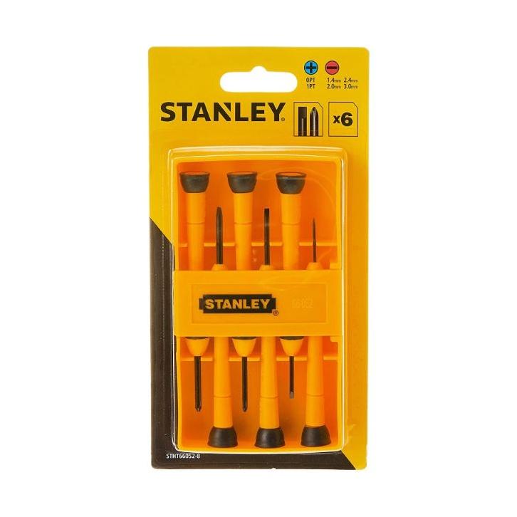 Stanley Screwdriver Set 6Pcs - in Sri Lanka