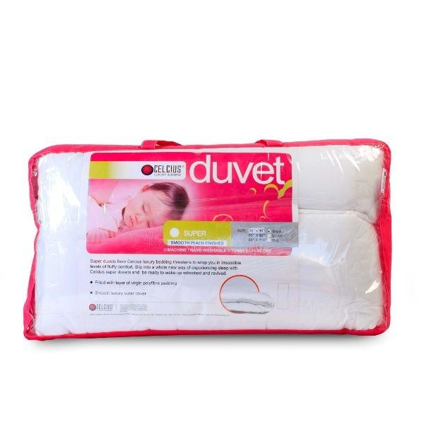 Celcius Classic Duvet Cover White 90X110 - in Sri Lanka