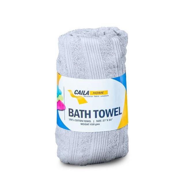 Caila Towel Bath Ash 27X54 - in Sri Lanka