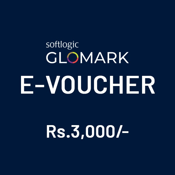 Glomark E-Voucher  -3000LKR - in Sri Lanka
