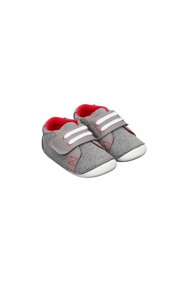 Mothercare Boys Ty Marl Crawler Shoes